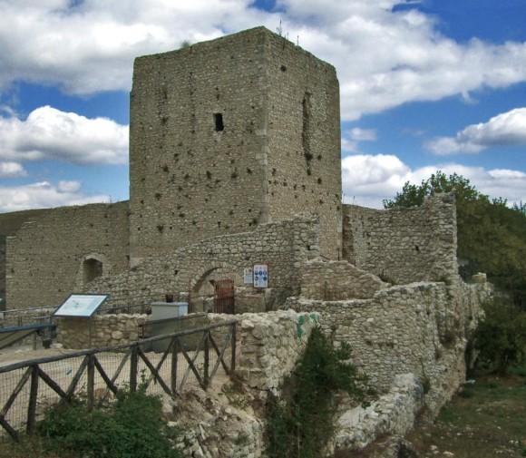"""Parco Archeologico """"Antica Volcei"""" – Buccino (SA)"""