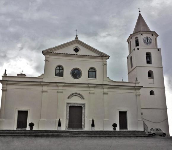 Chiesa San Nicola di Mira – Castelluccio Inferiore (PZ)